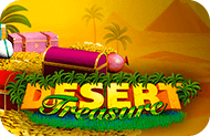 Игровые автоматы Desert Treasure